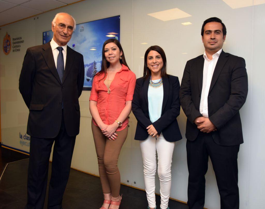 Clase Ejecutiva UC inicia diplomado en Habilidades Directivas para Casino Express