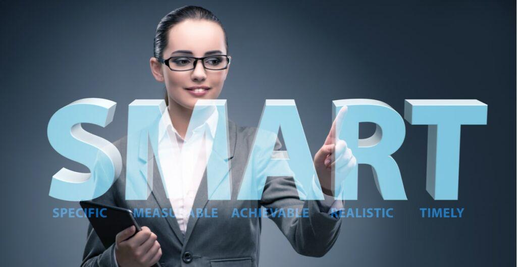 objetivos SMART, objetivo de proceso, coaching, objetivos SMART ejemplo