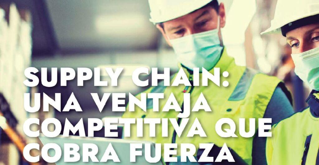 Supply chain, Mathias Klapp